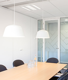Vitriwand Systeemwanden - Product Vitriselect